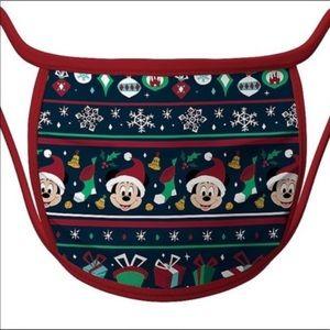 Holiday Disney Parks Mask
